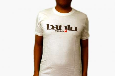 African Mythology Shirts - Bantu Republic Tees With A Conscience