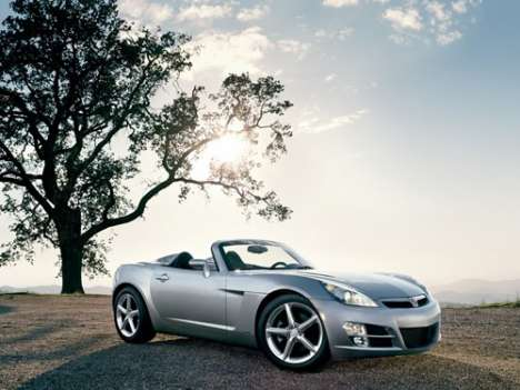 Electric AMP Converted Supercars - 2009 Saturn Sky