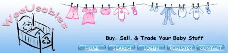 Online Baby Classifieds - WeeUsables