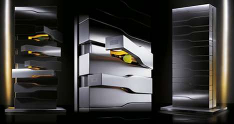 $70,000 Champagne Cellars - Porsche for Veuve Clicquot: Vertical Limit