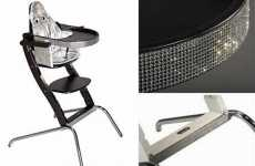 Swarovski High Chairs