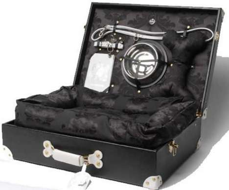 Luxury Luggage for Dogs - Global Gallivanter Deluxe