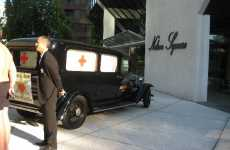 Hosting Your Own Funeral - Lululemon Founder Travels in Coffin
