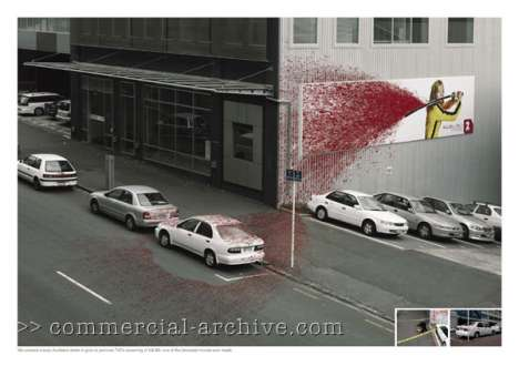 Blood-Splatter Billboards
