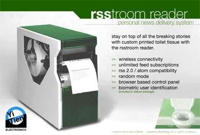 News Toilet Paper