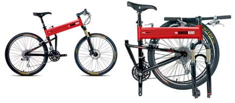 Foldable Mountain Bikes