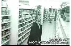 Grocery Store Stunts - Tossing $800K of Food