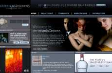 Social Vodka Networks - Christiania Crowns Site
