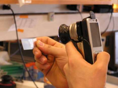 Cell Phone Microscopes