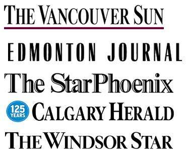 Trend Hunter and Jeremy Gutsche Cited in 5 Canadian Newspapers