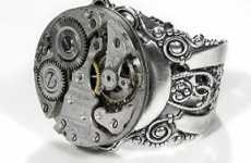 Steampunk Jewelry - EDM Designs