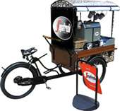 Pedal-Powered Coffee Retailers - Bikecaffe