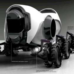 Lunar Roadtrip Vehicles - The Moonstream