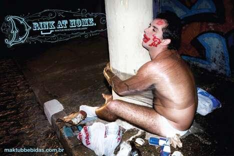 Ugly Drunk Scenarios