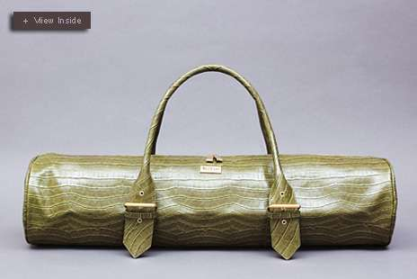 Handbag-Inspired Yoga Bags