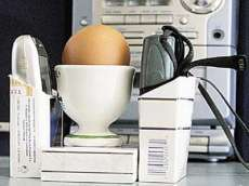 UPDATE: Cooking Eggs with Mobile Phones a Hoax
