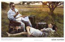Father Daughter Ads - Sophia & Francis Ford Coppola for Louis Vuitton