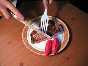 Paper Steak