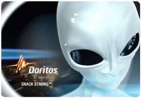 Advertising With Aliens - Doritos Broadcast To The Cosmos