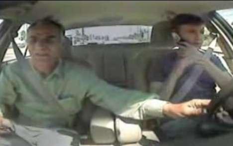 Hidden Cameras on Road Tests