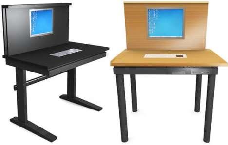 PC Integrated Desks
