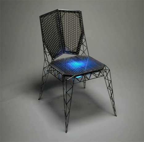 Honeycomb Based Furniture