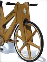 Carboard Bicycles - Save The Environment And Reduce Theft