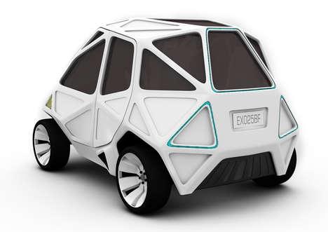Jewel-Cut Concept Cars