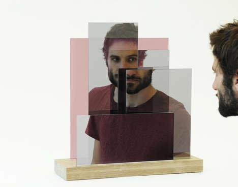 Fragmented Facade Mirrors