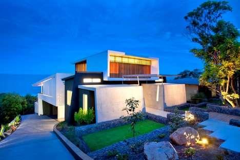 Enchanting Oceanic Dwellings
