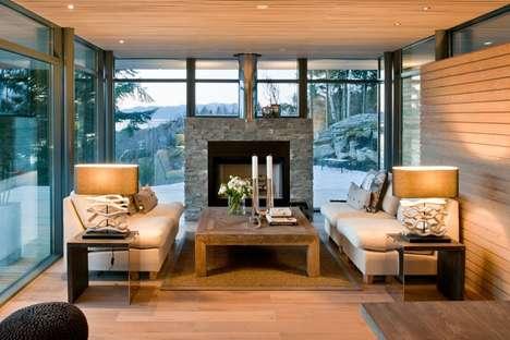 Inviting Winter Retreats