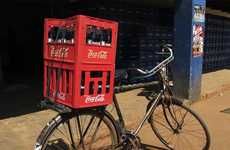 Soda Crate Med Deliveries - ColaLife by Simon Berry Distributes Medication to Rural Regions