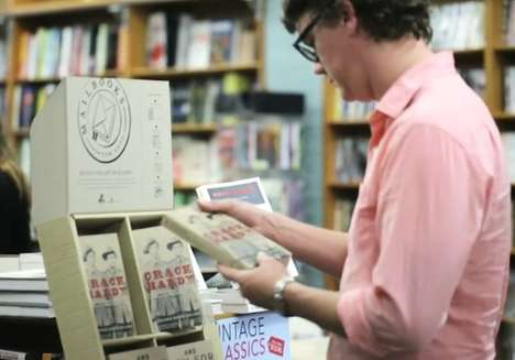 Mail-Able Book Barters  - Mailbooks for Good Encourages People to Share Their Old Books