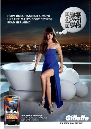 Female-Centric Razor Commercials