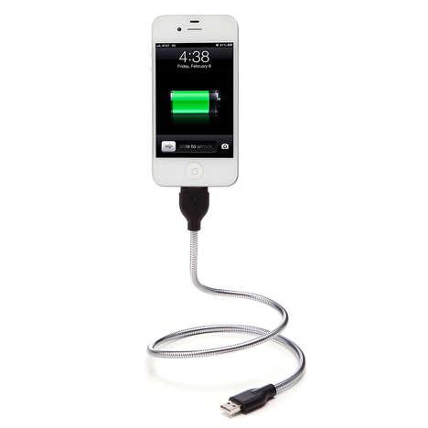 Flexible Smartphone Cords