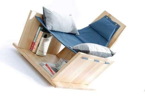 Hollowed Storage Seating