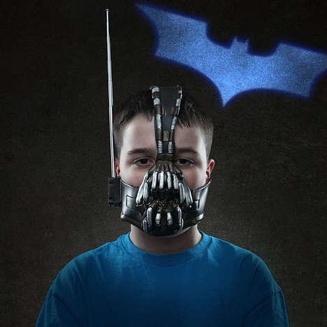 Psychopath Communication Masks