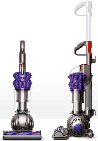 Durable Compact Vacuums - The Dyson DC51 Animal Does More With Less