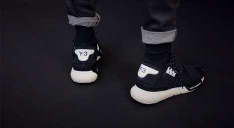 Futuristic Running Shoes