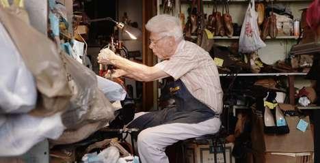 Historic Shoemaking Films
