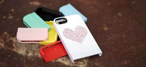Charitable Smartphone Cases - These Coconut iPhone Cases Feature Crowdsoursced Designs