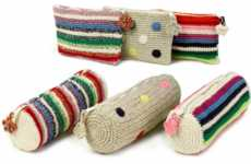 Crochet Coin Clutches - The Purse Pouch Collection by Anne-Claire Petit is Youthful and Fun