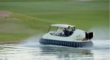 Speedy Golf Cart Hovercrafts