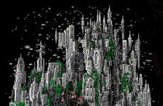 Intensely Detailed Toy Cities
