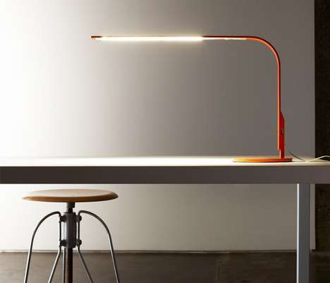 Device-Charging Desk Lights