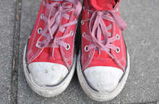 Instructional Shoe Ties - The Left Right Shoelaces by Little Name Teach Kids Which Side is Which