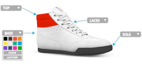 Commercial Shoe Production Platforms