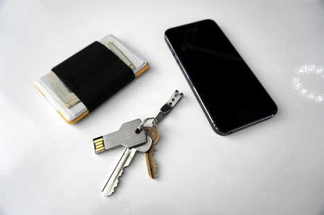 Minimized Minimalist Wallets