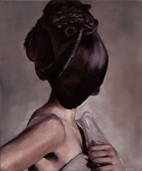 Feminine Surrealist Portraits