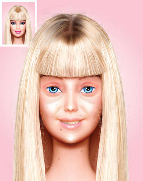 Revealing Iconic Doll Realities
